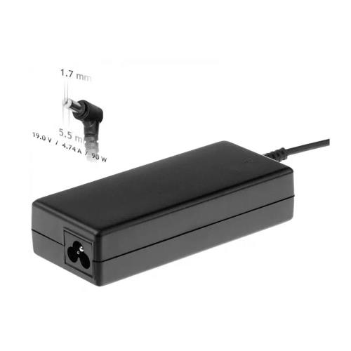 Laptop Charger Akyga AK-ND-12 90W for Acer with Plug 5.5x1.7mm