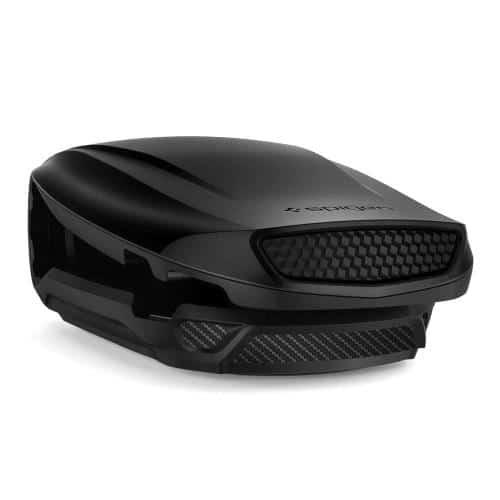 Universal Car Dashboard & Windshield Holder Spigen Kuel S40-2 with Clip Black