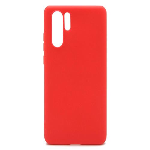 Soft TPU inos Huawei P30 Pro S-Cover Red