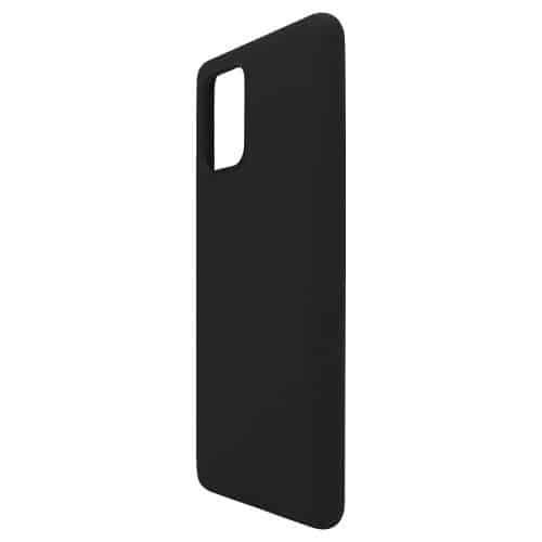 Liquid Silicon inos Samsung G770F Galaxy S10 Lite L-Cover Matte Black