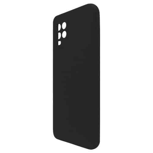 Θήκη Liquid Silicon inos Xiaomi Mi 10 Lite L-Cover Μαύρο