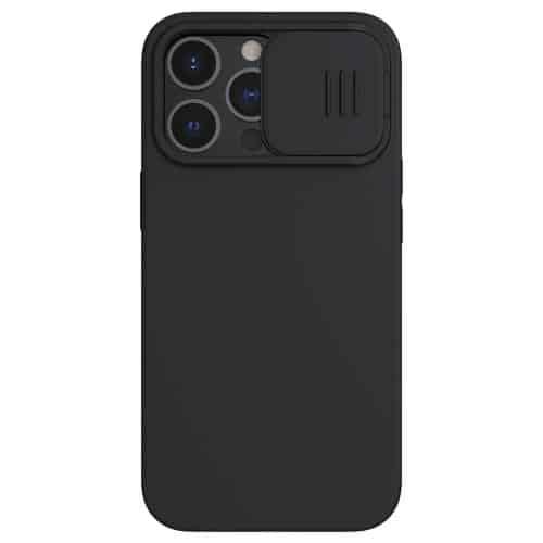 Θήκη Σιλικόνης Nillkin Camshield Apple iPhone 13 Pro Μαύρο
