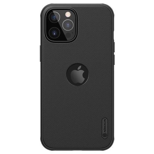 Θήκη Soft TPU & PC Nillkin Super Frosted Shield Pro Magnetic Apple iPhone 12/ 12 Pro Μαύρο