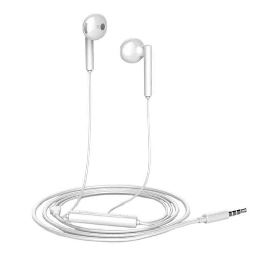 Hands Free Stereo Huawei AM115 3.5mm Λευκό