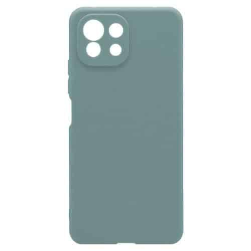 Soft TPU inos Xiaomi Mi 11 Lite/ Mi 11 Lite 5G S-Cover Petrol