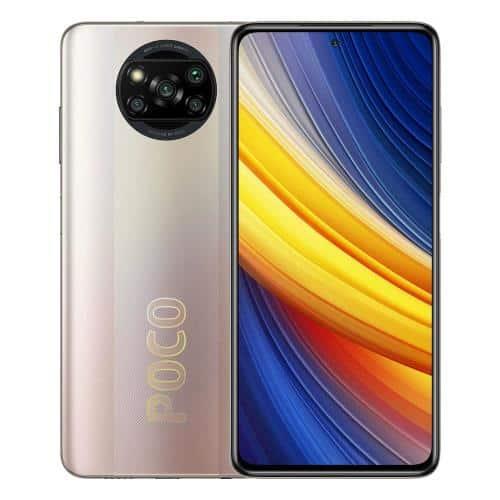 Κινητό Τηλέφωνο Xiaomi Poco X3 Pro (Dual SIM) 128GB 6GB RAM Μπρονζέ