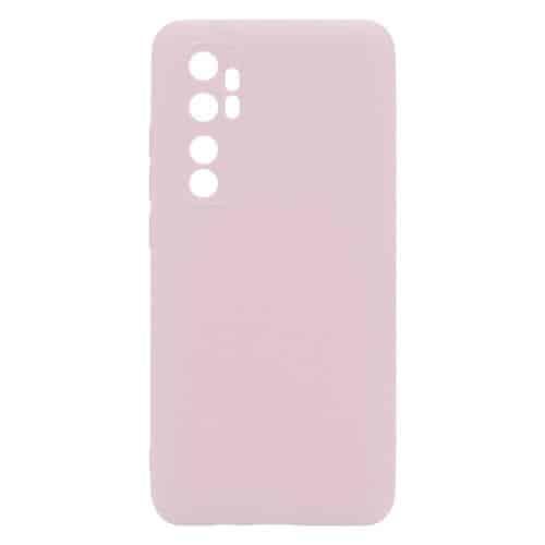 Soft TPU inos Xiaomi Mi Note 10 Lite S-Cover Dusty Rose