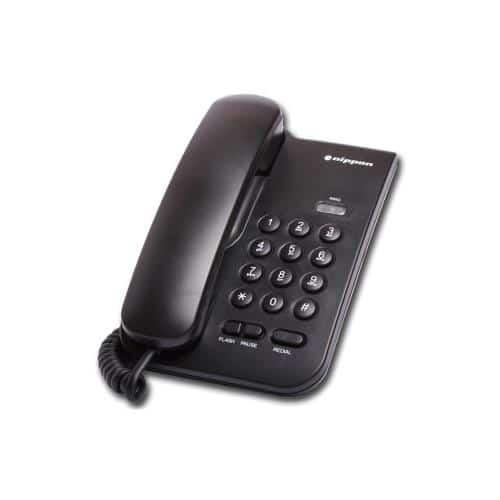 Land Line Phone Nippon NP 2035 Black