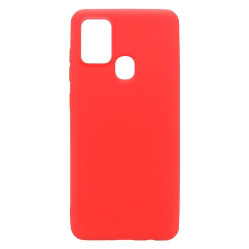 Soft TPU inos Samsung A217F Galaxy A21s S-Cover Red