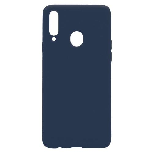 Soft TPU inos Samsung A207F Galaxy A20s S-Cover Blue