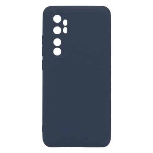 Soft TPU inos Xiaomi Mi Note 10 Lite S-Cover Blue