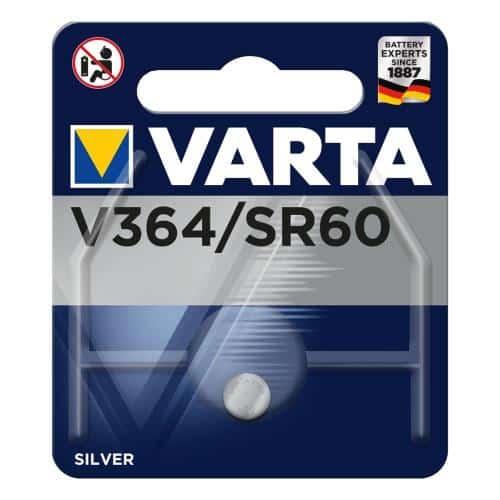 Μπαταρία Ρολογιού Varta V364 (1 τεμ.)