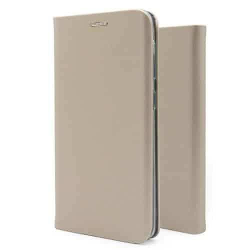 Flip Book Case inos Xiaomi Redmi Note 10 4G Curved S-Folio Gold