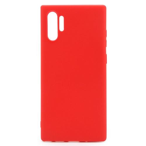 Soft TPU inos Samsung N975F Galaxy Note 10 Plus S-Cover Red