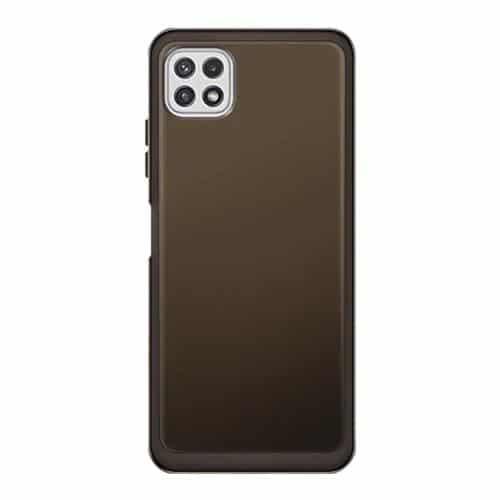 Soft Clear Cover Samsung EF-QA226TBEG A226B Galaxy A22 5G Black