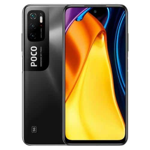 Κινητό Τηλέφωνο Xiaomi Poco M3 Pro 5G (Dual SIM) 128GB 6GB RAM Μαύρο