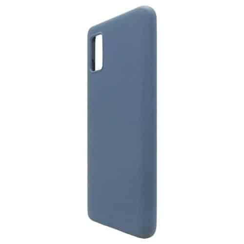 Liquid Silicon inos Samsung A415F Galaxy A41 L-Cover Blue Raf