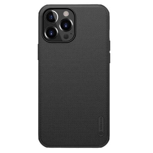 Θήκη Soft TPU & PC Nillkin Super Frosted Shield Pro Apple iPhone 13 Pro Max Μαύρο