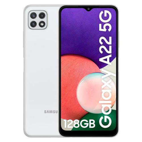 Mobile Phone Samsung A226B Galaxy A22 5G (Dual SIM) 128GB 4GB RAM White