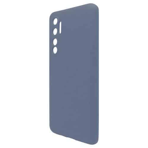 Liquid Silicon inos Xiaomi Mi Note 10 Lite L-Cover Blue Raf