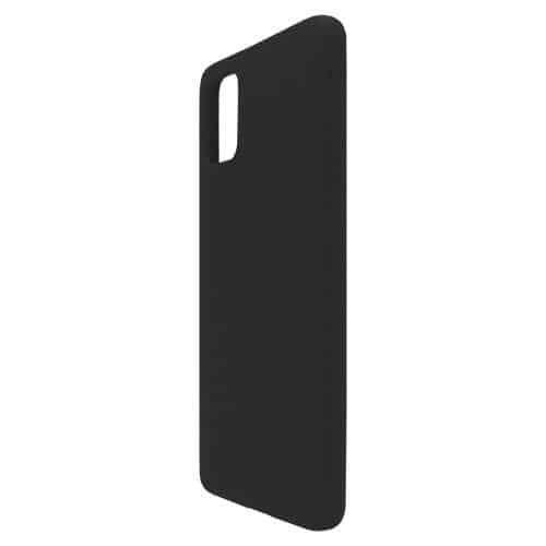 Θήκη Liquid Silicon inos Samsung A515F Galaxy A51 L-Cover Μαύρο