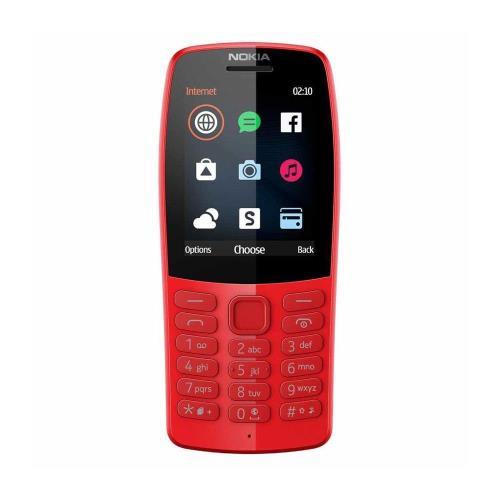 Mobile Phone Nokia 210 (Dual SIM) Red