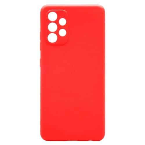 Soft TPU inos Samsung A325F Galaxy A32 4G S-Cover Red