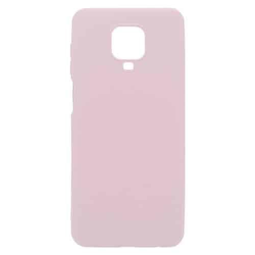 Soft TPU inos Xiaomi Redmi Note 9S S-Cover Dusty Rose