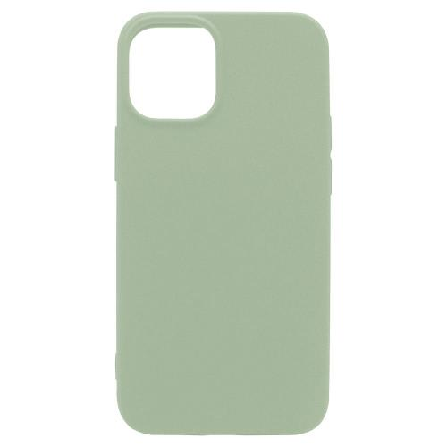 Soft TPU inos Apple iPhone 12 Pro Max S-Cover Olive Green