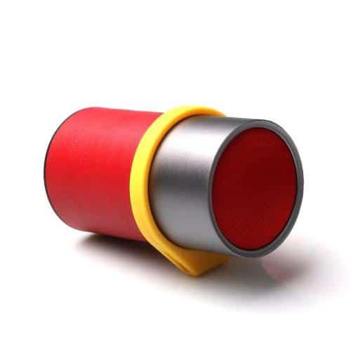 Portable Bluetooth Speaker Puridea i6 3W Red