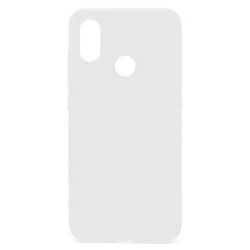 Soft TPU inos Xiaomi Redmi Note 6 Pro S-Cover Frost
