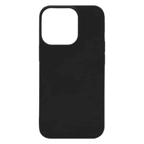 Soft TPU inos Apple iPhone 13 Pro S-Cover Black