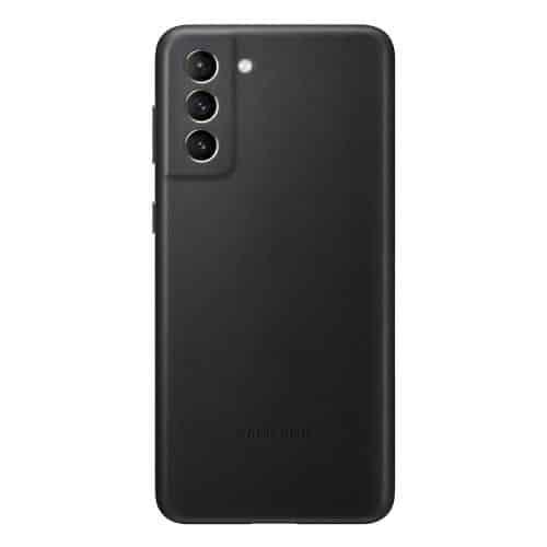 Leather Cover Samsung EF-VG996LBEG G996B Galaxy S21 Plus 5G Black