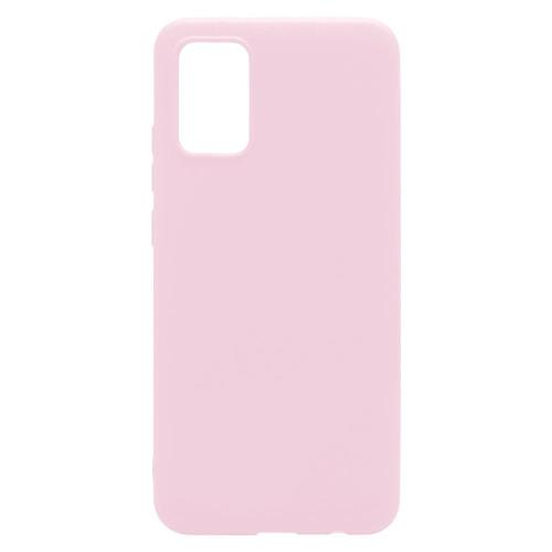 Soft TPU inos Samsung A025F Galaxy A02s S-Cover Dusty Rose
