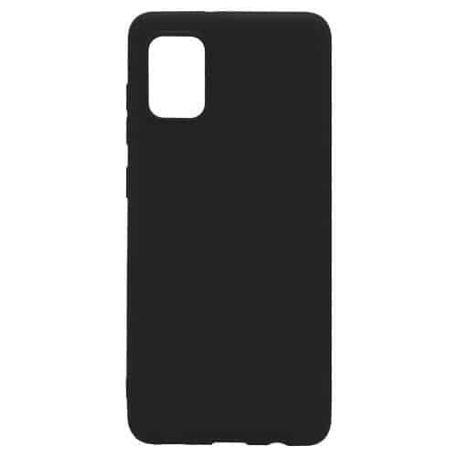 Soft TPU inos Samsung A315F Galaxy A31 S-Cover Black