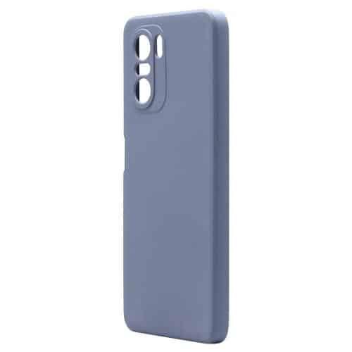 Liquid Silicon inos Xiaomi Poco F3/ Mi 11i L-Cover Blueberry