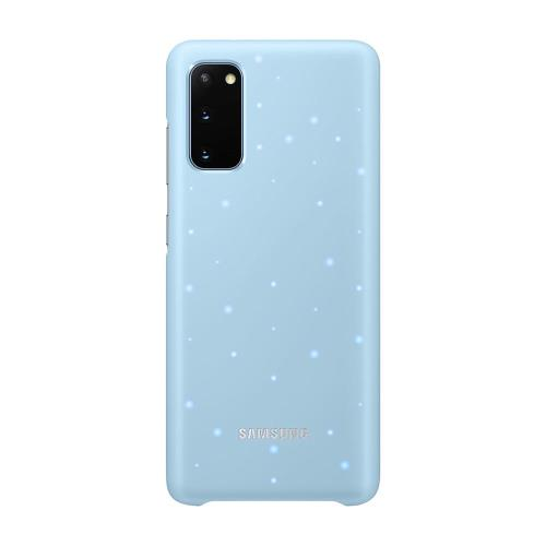 LED Cover Samsung EF-KG980CLEG G980 Galaxy S20 Sky Blue