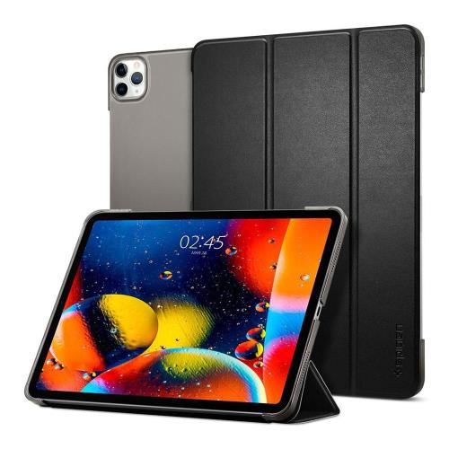 Soft TPU Case Spigen Smart Fold Apple iPad Pro 11 (2018)/ (2020) Black