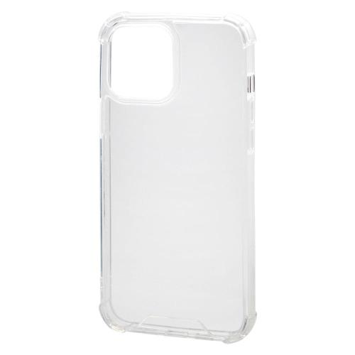 Θήκη TPU & PC Apple iPhone 13 Pro Max Shock Proof Διάφανο