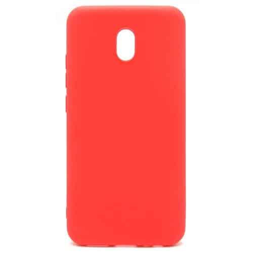 Soft TPU inos Xiaomi Redmi 8A S-Cover Red