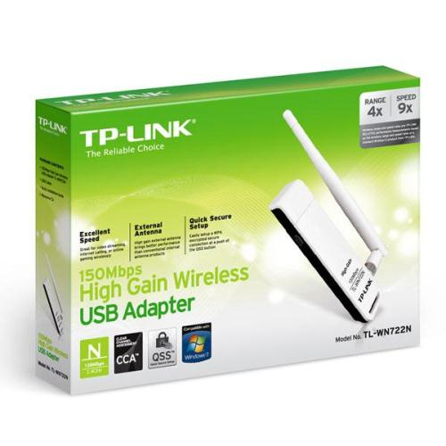 TP-LINK Wireless Lan Card TL-WN722N
