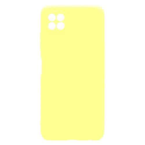 Soft TPU inos Samsung A226B Galaxy A22 5G S-Cover Yellow