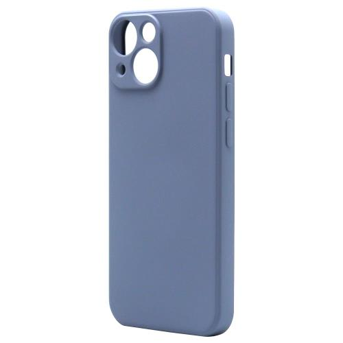 Liquid Silicon inos Apple iPhone 13 L-Cover Blueberry