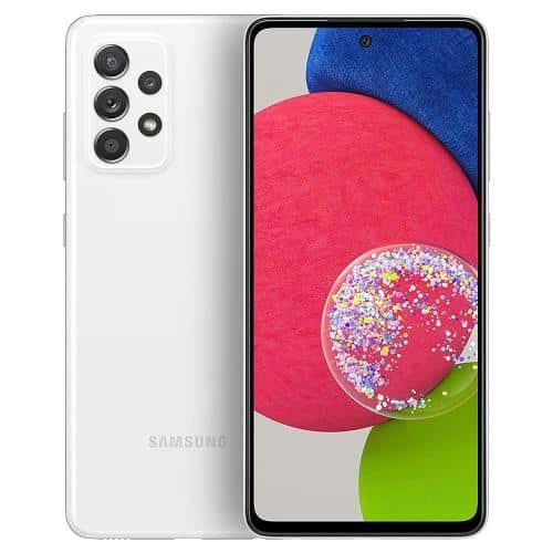 Mobile Phone Samsung A528B Galaxy A52s 5G (Dual SIM) 128GB 6GB RAM Awesome White