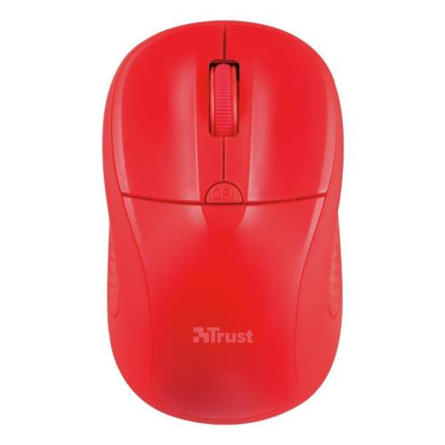Wireless Mouse Trust Primo Red