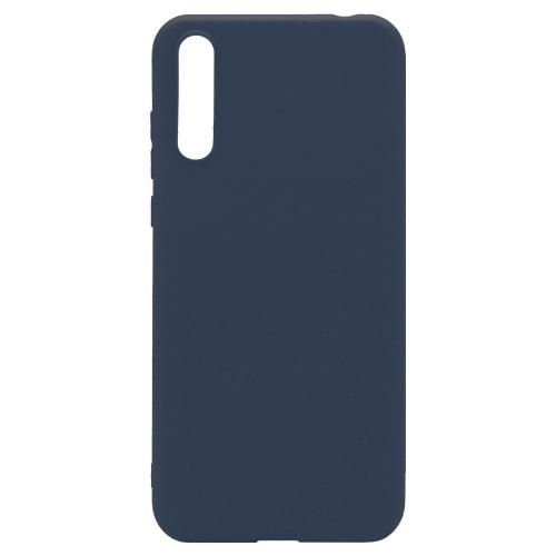 Soft TPU inos Huawei P Smart S S-Cover Blue