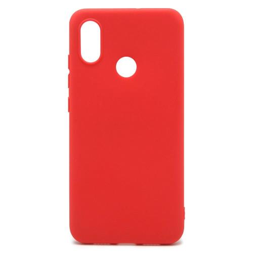 Soft TPU inos Honor 8A S-Cover Red