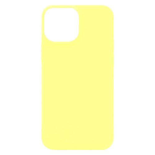 Soft TPU inos Apple iPhone 13 mini S-Cover Yellow