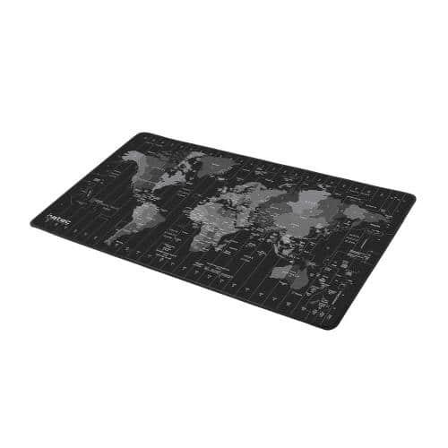 Mousepad Natec Time Zone NPO-1119 Maxi 80x40cm (1 τεμ)