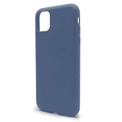 Liquid Silicon inos Apple iPhone 11 Pro L-Cover Blue Raf
